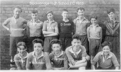 Stocksbridge High School Logo